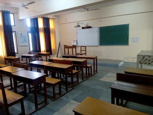 Geography Department